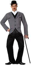Déguisement Homme Charlot M/L Costume Adulte Film Charlie Chaplin Cinéma