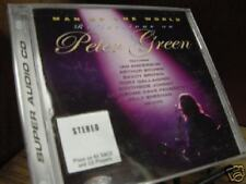TRIBUTE TO PETER GREEN VARIOUS ARTISTS Sealed SACD IAN ANDERSON SAVOY BROWN ETC