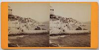 Marsiglia Pharo Stereo di Carta Albume D'Uovo Vintage Ca 1880