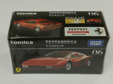 @@@***** Tomica 1:64 Ferrari Testarossa Red NEW****@@@