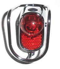 LUCE POSTERIORE ovale con protezione dagli IMPATTI CROMO PUCH SACHS NSU DKW BMW