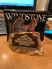 Windstone Editions Logo Stone 1989 w 2002 and 2005 Brochures