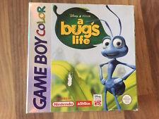 GBC:    1001 PATTES A BUG'S LIFE      Game Boy Color    PAL