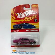 Ford Thunderbolt * Pink * Hot Wheels Classics * HH17