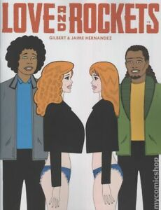 Love And Rockets Magazine #2 NM 2017 Stock Image