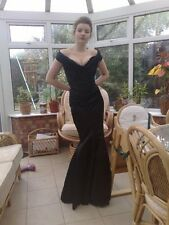VINTAGE VIVIENNE WESTWOOD COUTURE GOWN DRESS