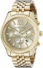 Michael Kors MK8281 Lexington Gold Stainless Steel Chronograph  Men's Watch