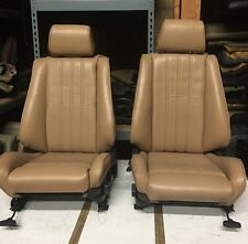 BMW e30 325i/ 318i IS & I New LEATHER Front Sport Seats  (1987-92) $1800