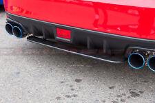STI Style CF Rear Bumper Diffuser For MY14-18 Subaru WRX / STI (CARBON FIBRE)