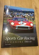 Paul Parker; Sports Car Racing in Camera 1960 - 1969 hardback 1st