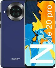 6.5Zoll Cubot NOTE 20 PRO 8+128GB Handy Android 10 Smartphone NFC 4G Sim 4200mAh