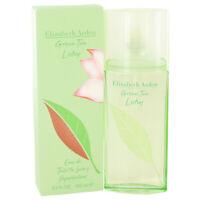 Green Tea Lotus by Elizabeth Arden Eau De Toilette Spray 3.3 oz for Women