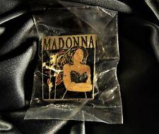 MADONNA LIKE A PRAYER SCRAPPED PROMO ALBUM GOLD ENAMEL PROMO PIN SEALED BOY TOY