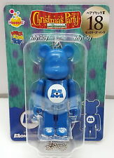 Bearbrick X Disney Monsters Christmas Party 2013 Ornament  Prize #18 - Medicom