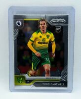 TODD CANTWELL 2019-20 Panini Chronicles PRIZM Update - RC Rookie Card - NORWICH