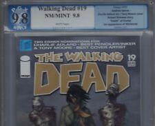 The Walking Dead #19 1st MICHONNE BEAUTIFUL 2005 IMAGE Comics PGX 9.8