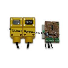 Liftmaster Cps3 Option Card w/ Cps-L Photo-Eyes Steel Brackets Medium Duty Logic