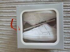 Baby Nike Crib Shoes Air Force 1 White UK 3.5