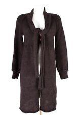 Barracuda's chaqueta de punto Cardigan longjacke mohair talla m