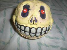Vintage Madballs Series 1 Skull Face Skullface 1985