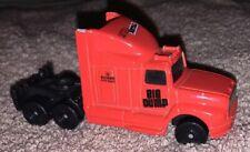 Maisto Fresh Metal Red Big Dump Semi Truck Toy