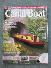 CANAL BOAT magazine Nov 2010 Droitwich 1st Cruise, The Weaver, Leaky Stern Gland