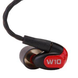 Westone WST-W10 Universal W10 Earphone In Ear Single Balanced Armature Japan EMS