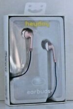 Heyday Mic & Remote Earbuds White with Rose Gold WRGP/WB64493WRGP