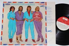 ABBA -Gracias Por La Musica- LP Septima Records (EPC 86123) Sung in Spanish