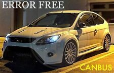FORD FOCUS MK2 04-12  LED XENON WHITE SIDE LIGHT BULBS ERROR FREE RS ST