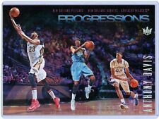 2017-18 Panini Court Kings Box Topper Progressions #11 Anthony Davis Pelicans