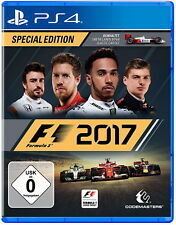 F1 2017 - Special Edition (Sony PlayStation 4, 2017)