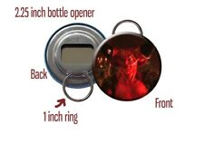 Legend Lord of Darkness Tim Curry Fantasy Bottle Opener / Keychain