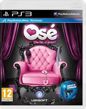 PS3 -- Osè - Che fai, ci provi? -- Playstatione Move -- NUOVO