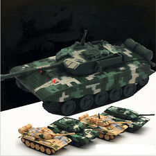 1/72 Scale American Camouflage Model Cars Tank Assembled & Painted Gift Toy