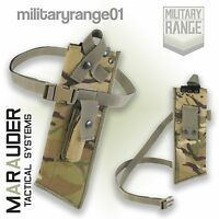 Marauder Military Machete Knife Sheath MOLLE -British Army MTP Multicam -UK Made