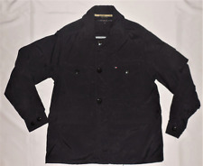 Tommy Hilfiger Limited Issue 99-85-TH Yacht Sailing Nylon Jacket Black Small