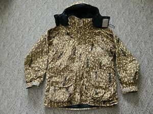 Vintage Columbia Gore Tex Camo Jacket 3 in 1 Men's Large L Made in USA