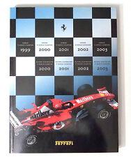 FERRARI ANNUARIO 2003 FERRARI YEARBOOK F1 WORLD CHAMPION M. SCHUMACHER - ITA/ENG