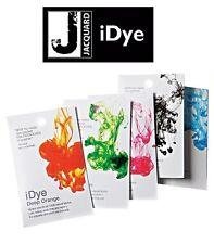 Jacquard iDye - Natural Fabric Dye 14 Grams (30 Colours Available)