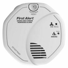 First Alert SC05UK Smoke and Carbon Monoxide Detector
