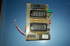 PMMI Digital Dash Elapsed Time Clock 11730 Blue Bird Wanderlodge 6050645