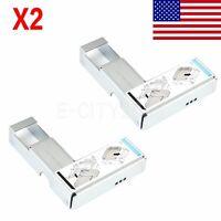 """2PCS 9W8C4 2.5"""" to 3.5"""" Adapter For DELL X7K8W/F238F/KG1CH SAS SATA Tray Caddy"""