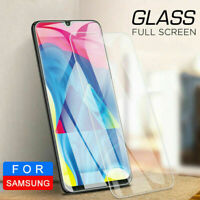 For Samsung Galaxy A90 80 70 50 40 30 20 Tempered Glass Screen Protector FR rr