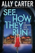 See How They Run (Embassy Row, Book 2), Carter, Ally, Good Condition, Book