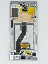 *BROKEN LCD* Middle Frame Bezel Housing Galaxy Note 10 Plus SM-N970U SM-N975U