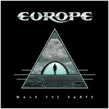 Europe - Walk the Earth - New Special Edition CD/DVD Album