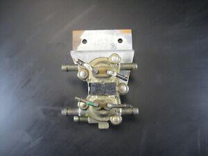 63 64 65 66 67 68 Cadillac Deville Eldorado Power Vacuum Lock Distribution Block
