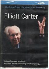 Elliott Carter: 103rd Birthday Concert (DVD, 2013), New & Still Sealed