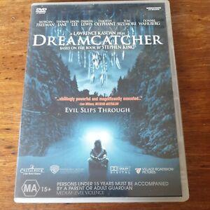 Dreamcatcher Stephen King DVD R4 Like New! FREE POST
